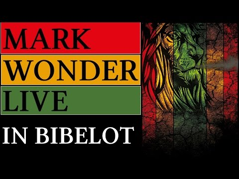 Mark Wonder & The Rude Cut Band Live @ Bibelot   2017