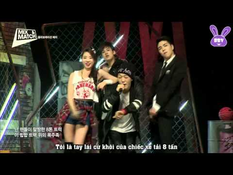 [BBV][Vietsub] M&M Ep5 - Team Bobby - ' Let Get It Started'