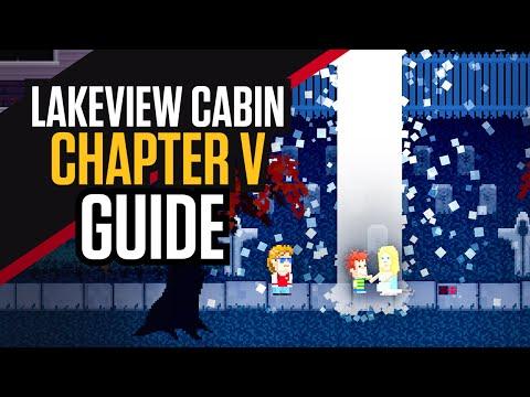 Lakeview Cabin V - All Endings - Guide