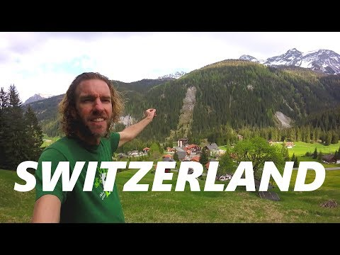 How to Travel SWITZERLAND on a Budget! Exploring the Alps