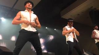 Dancing With The Stars Dance All Night Live Tour  Magic Mike