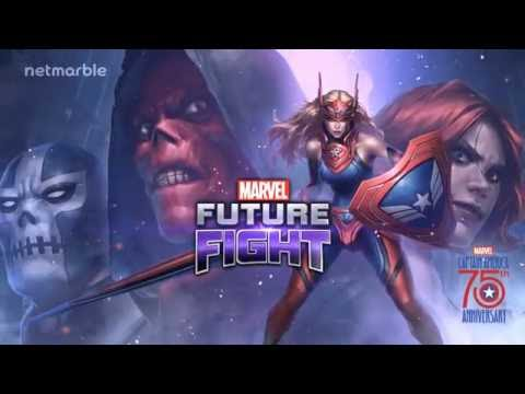 MARVEL Future Fight : Behold the deadly Sin, daughter of Red Skull!