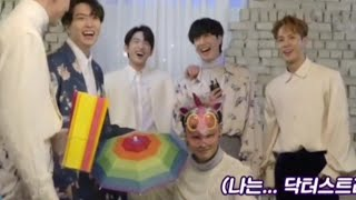 [ENG] 181210 GOT7 Live: Dispatch Game (Miracle) Video