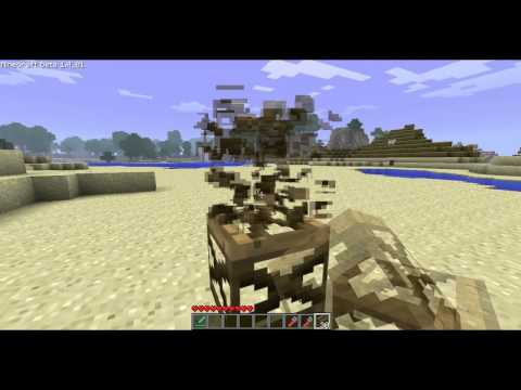 Minecraft Mod - Scaffolding v1.0