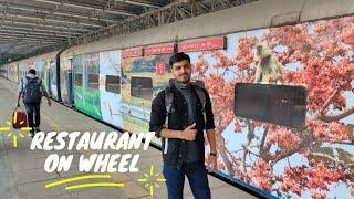 Deccan Queen Express journey Restaurant on wheel 👌
