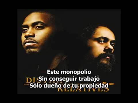 Damian Marley & Nas - Despair (CDQ) Subtitulada traducida