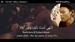 Zikir taubat - Al i'tirof || syair abu nawas