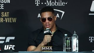 UFC 216: Kevin Lee Post-Fight Press Conference - MMA Fighting
