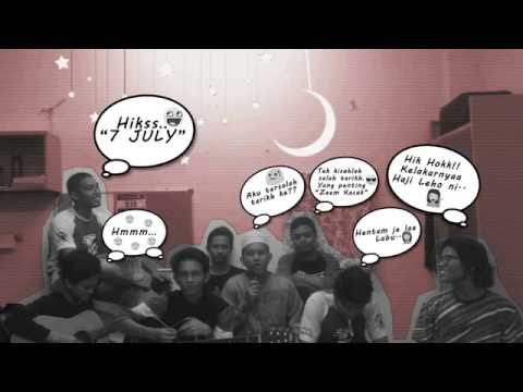 Suasana Hari Raya (cover) - KETUPATRENDANG Buskers