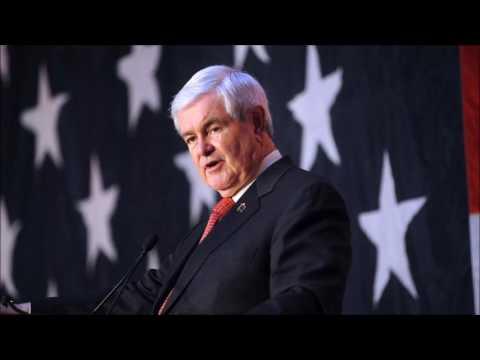 Newt Gingrich on The Sean Hannity Radio Show (5/30/2017)