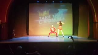 "Kratae Rsiam ""Flick"" Dance Cover by G-Lo | สะบัด (Flick) : กระแต อาร์ สยาม TTC VI Finals"
