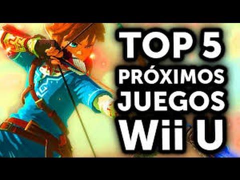 Top5 Mejores Juegos De Wii U Hasta 2018 Exclusivos Youtube