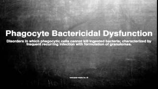what is Bactericidal