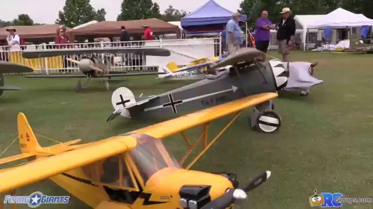 RCGroups & FlyingGiants Joe Nall 2015