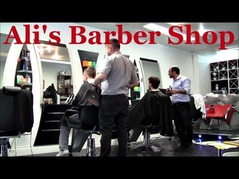 ✄ Ali and Benny at Work (Ali's New Barber Shop) | Tổng hợp các thông tin liên quan benny hair salon chuẩn nhất