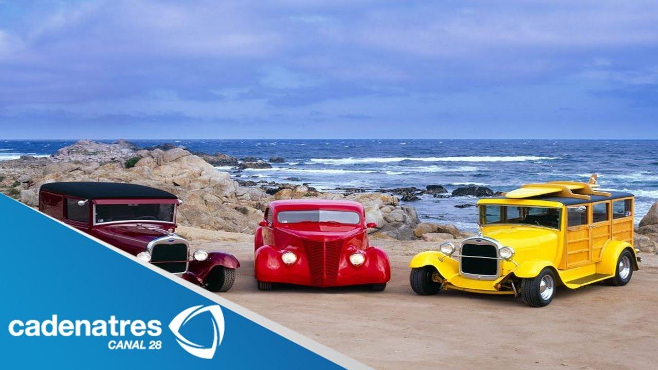 Rally De Autos Clasicos En Cuba Youtube