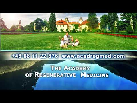 The Academy of Regenerative Medicine a youth elixir