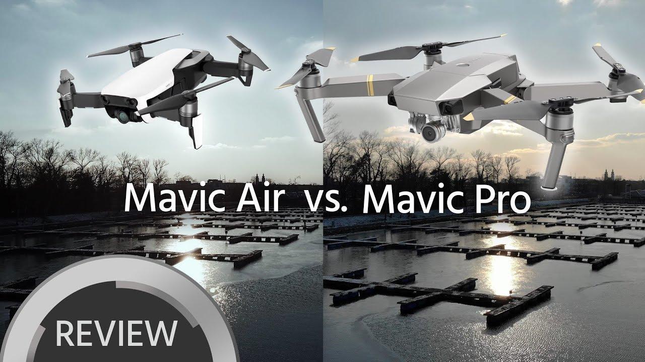 33736c7628c Mavic Air vs. Mavic Pro Footage Comparison - YouTube