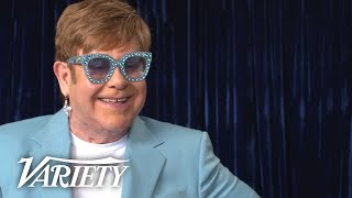 Elton John on his career and sobriety