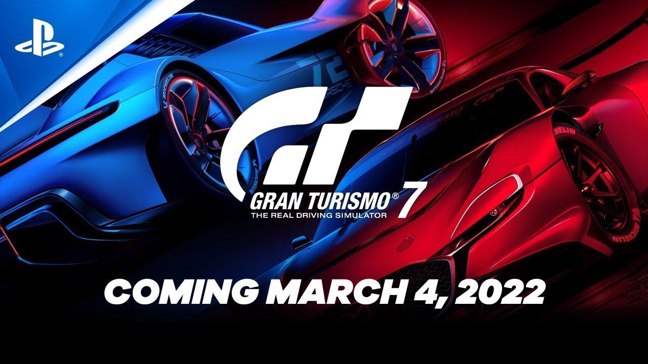 Gran Turismo 7 – Ankündigungstrailer | PS5