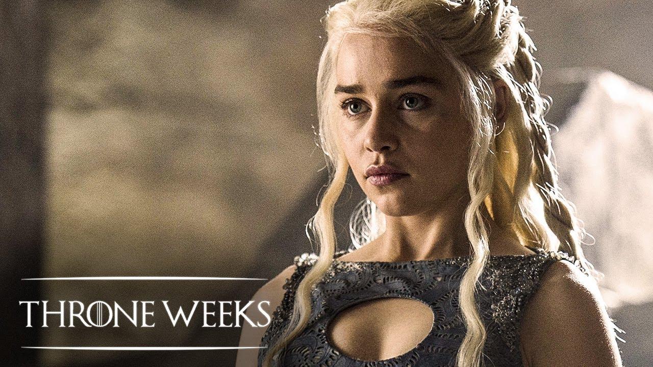 Game Of Thrones Emilia Clarke Die Frau Hinter Daenerys Targaryen