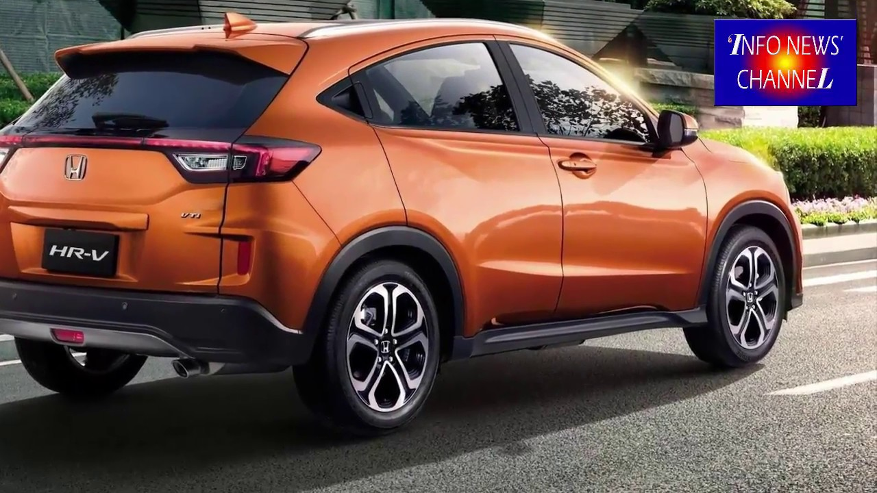 2019 HONDA HRV NEW ENGINE - YouTube
