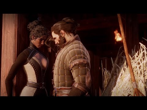 Masara Trevelyan - Blackwall Romance | Dragon Age Inquisition