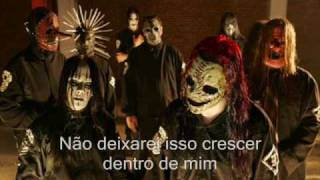 slipknot vermilion legendada