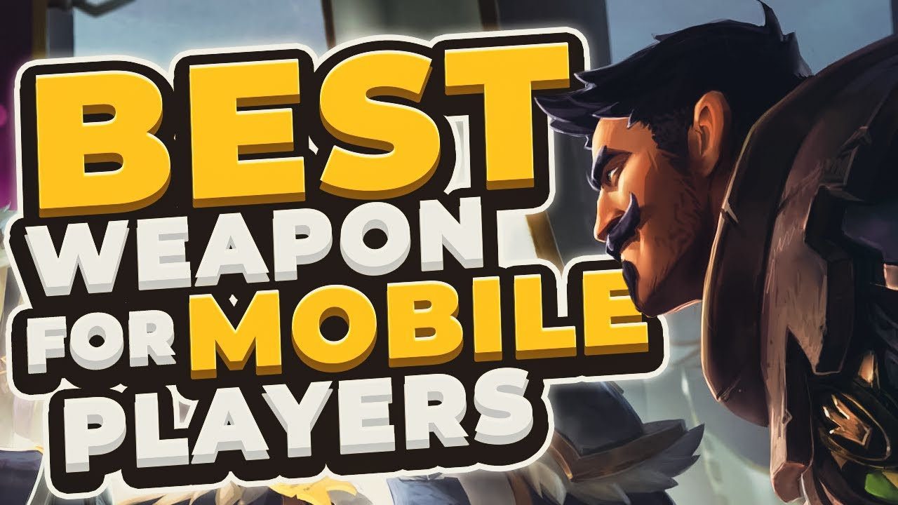 Best Weapon for Albion Online Mobile Players! Incl. Builds