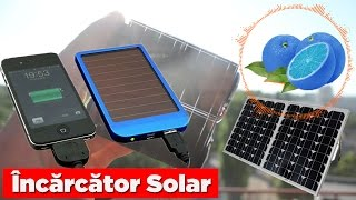 Cum sa faci un Încărcător Solar