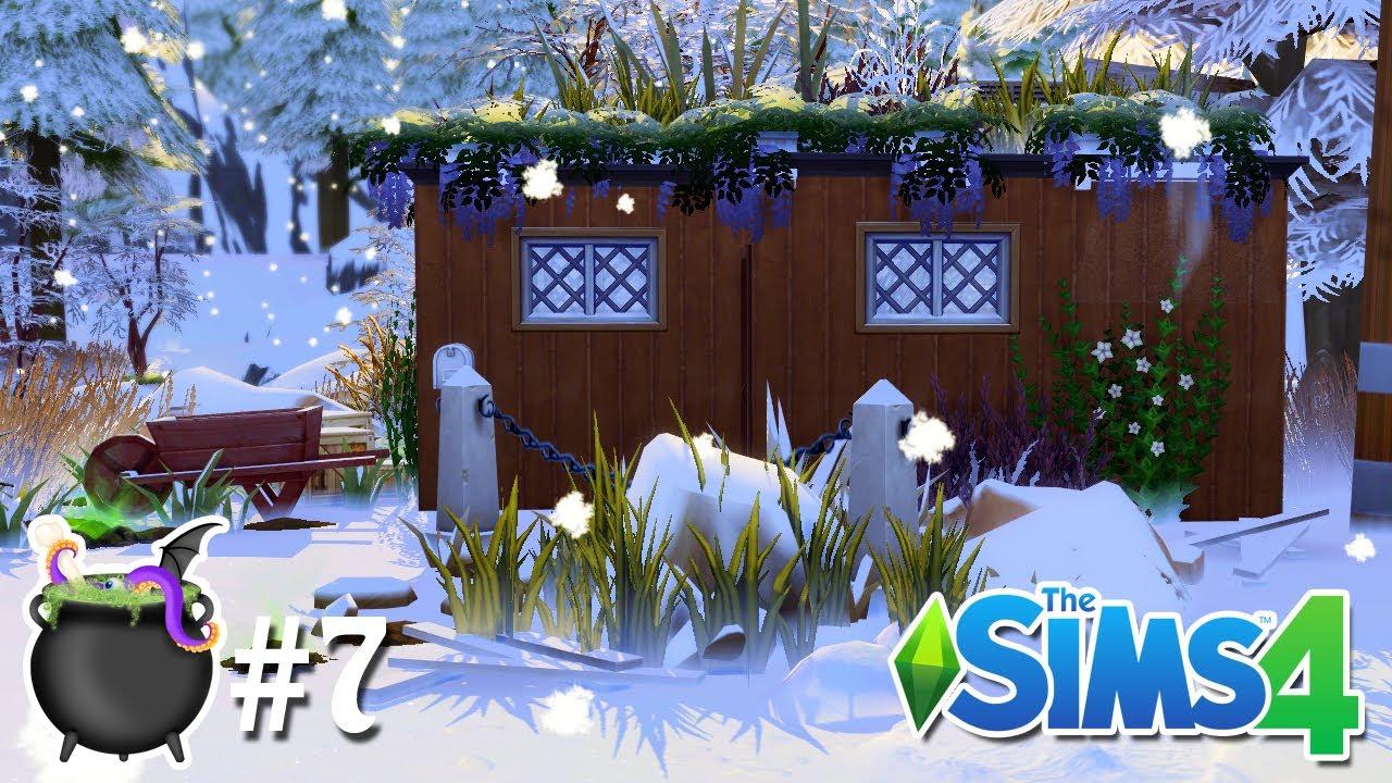 A REFORMA DA CASA ABANDONADA #07 - The Sims 4