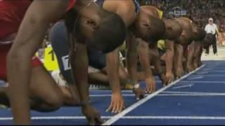 Jesse Owens vs. Usain Bolt
