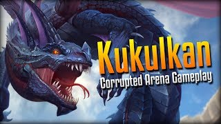 Smite: Muh Immersion!- Dragon's Rage Kukulkan Corrupted Arena Gameplay