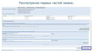 Проведение аукциона на площадке roseltorg ru