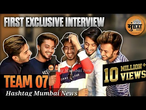 Team 07 Interview On Hashtag Mumbai News | Hasnain