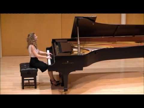 Veronika Shoot plays Liszt Tarantella