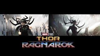 Thor: Ragnarok in LEGO - Side by Side version - trailer!