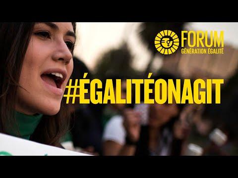 #EgalitéOnAgit - Rejoignez la Génération Egalité