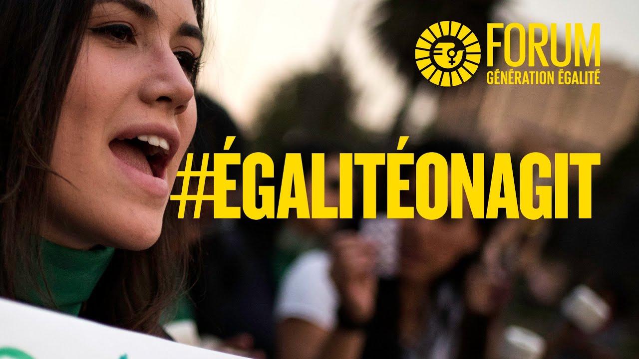 #EgalitéOnAgit - Rejoignez la Génération Egalité  - نشر قبل 15 ساعة