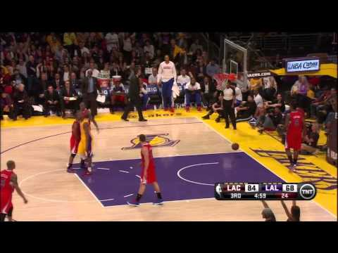 Kobe Bryant Dunk, Kevin Harlan Excited