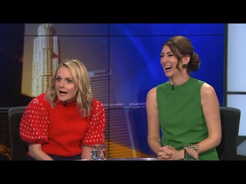 Katy Colloton & Katie O'Brien Dish How their Looks Inspired their ...