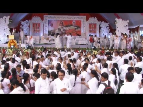 Opening of Jagdamba Bhawan by Dadi Jankiji, Pune 28-01-2018