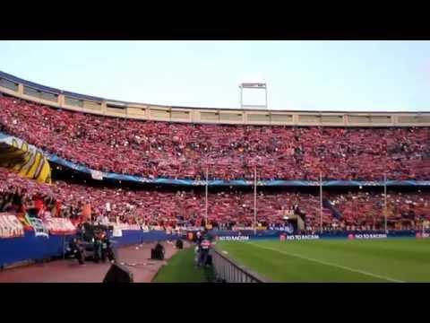 Atletico de Madrid - Chelsea 22-4-2014