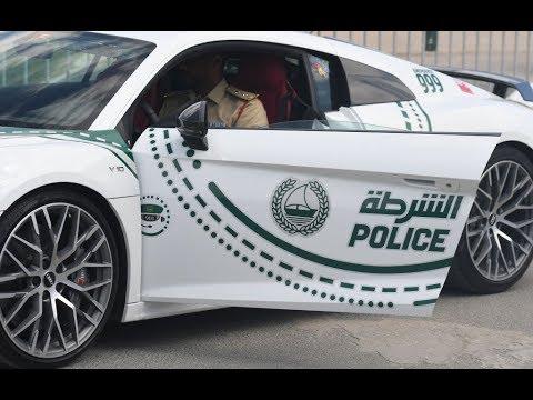 شرطة دبي تحصد شهادة غينيس  - نشر قبل 46 دقيقة