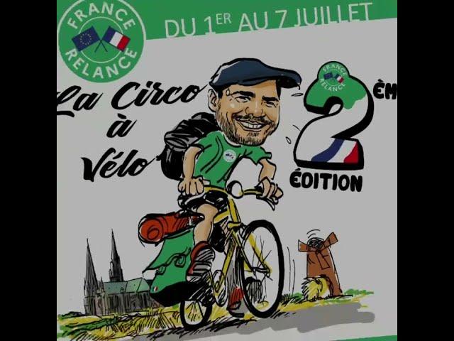 La Circo A Vélo - 2ème édition