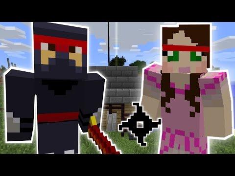 minecraft:-ninja-school-mission---custom-mod-challenge-[s8e5]