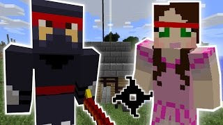 minecraft ninja school mission custom mod challenge s8e5