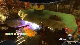 Blackops Zombies Moon - After The Explosion/destroyed