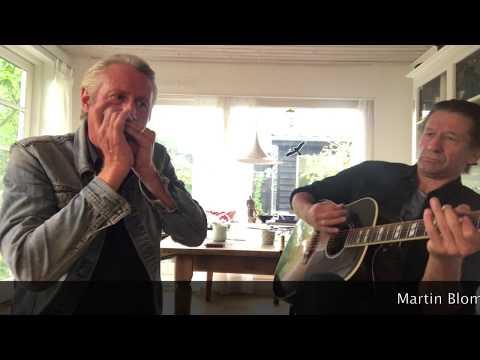 """Martin Blom & Henrik Hansen: """"Rockin' 'Round The Tombstone"""""""