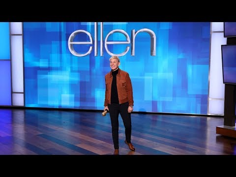 image for What Ellen had to say about her big night at Golden Globes